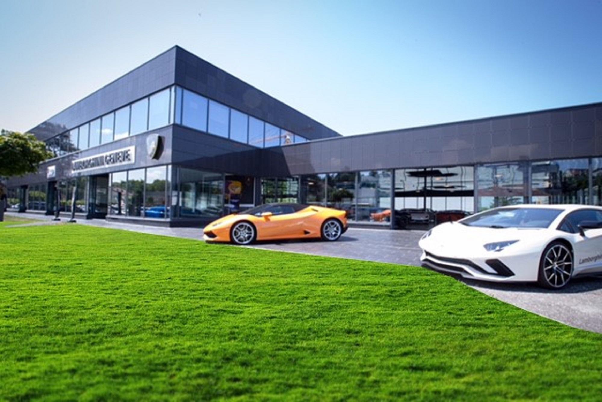 Garage Lamborghini Genève