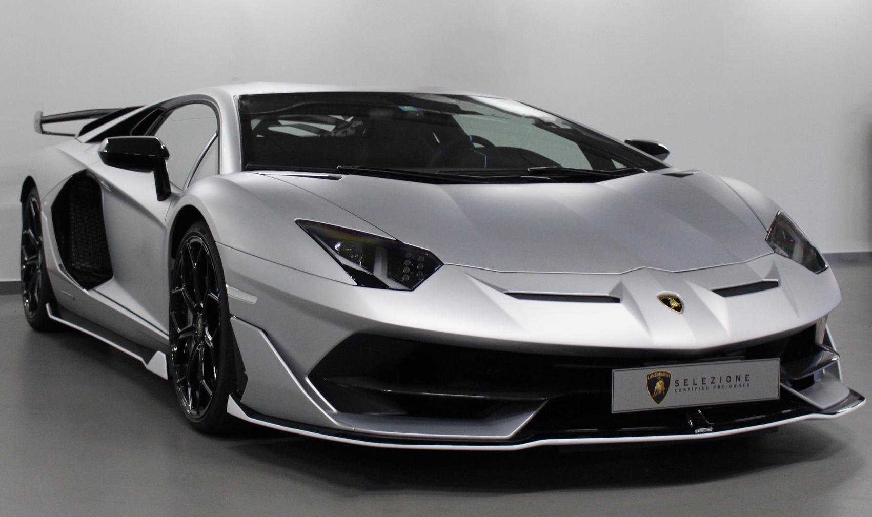 Véhicules d'occasion certifiés Lamborghini Genève