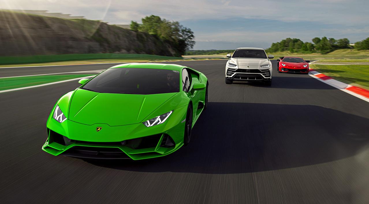 Evènements organisés par Lamborghini Genève