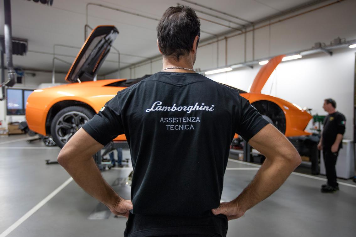 Atelier mécanique Lamborghini Genève, services et entretien des voitures après l'hiver