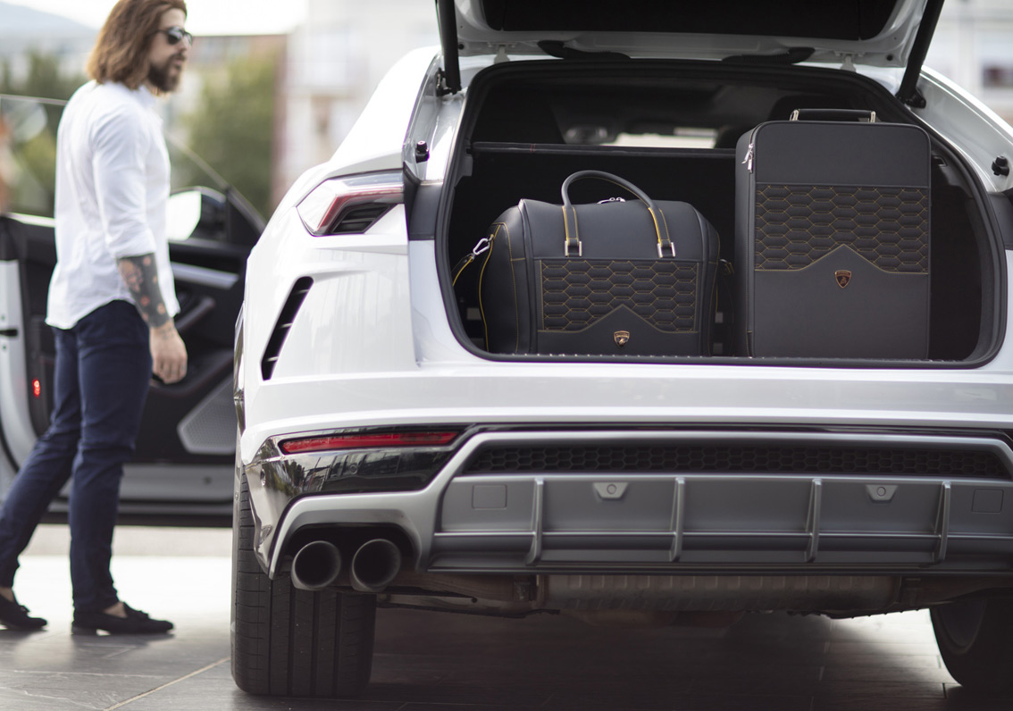 Accessoires et customisation Lamborghini Genève