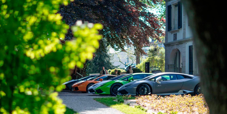 Évènements Lamborghini Genève 2021
