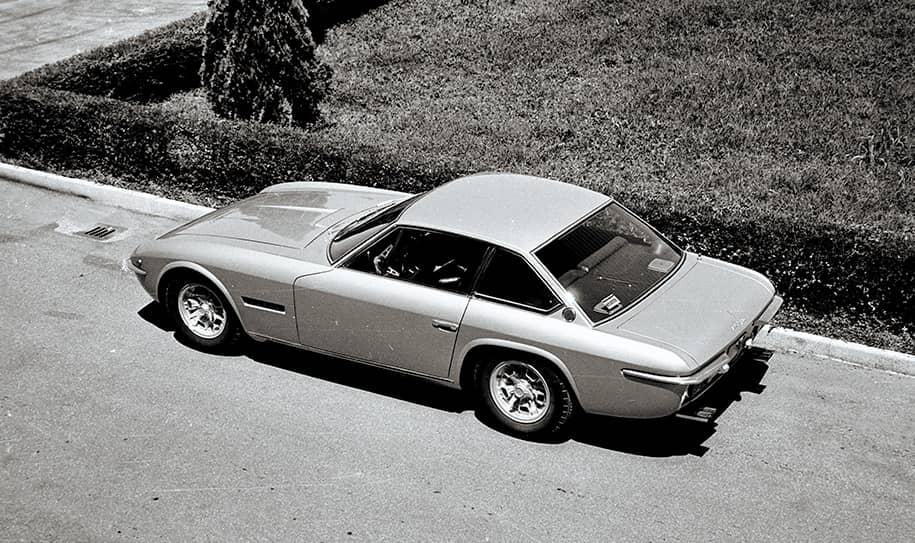 The History Lamborghini Geneva