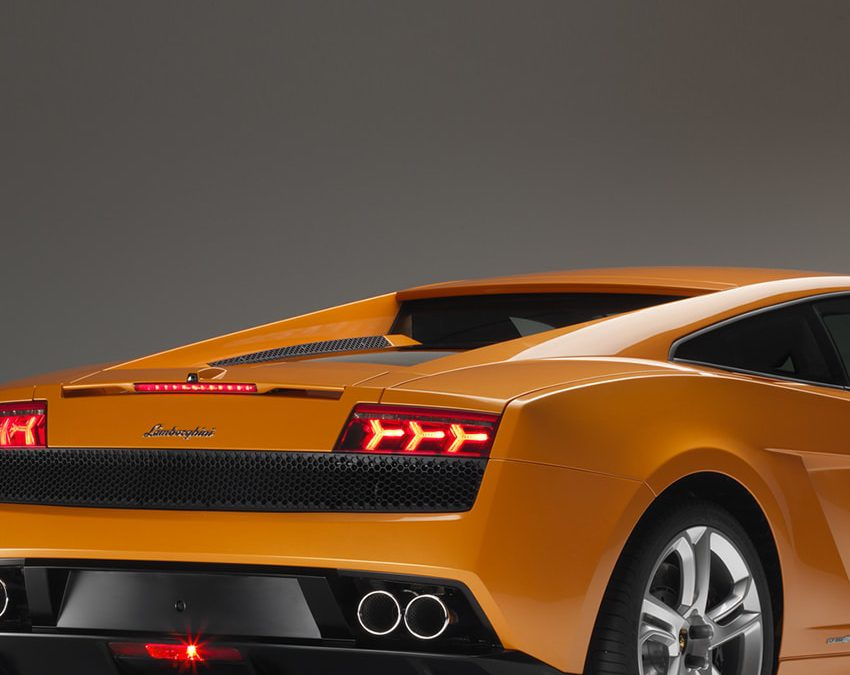 Gallardo 550-2 Coupé
