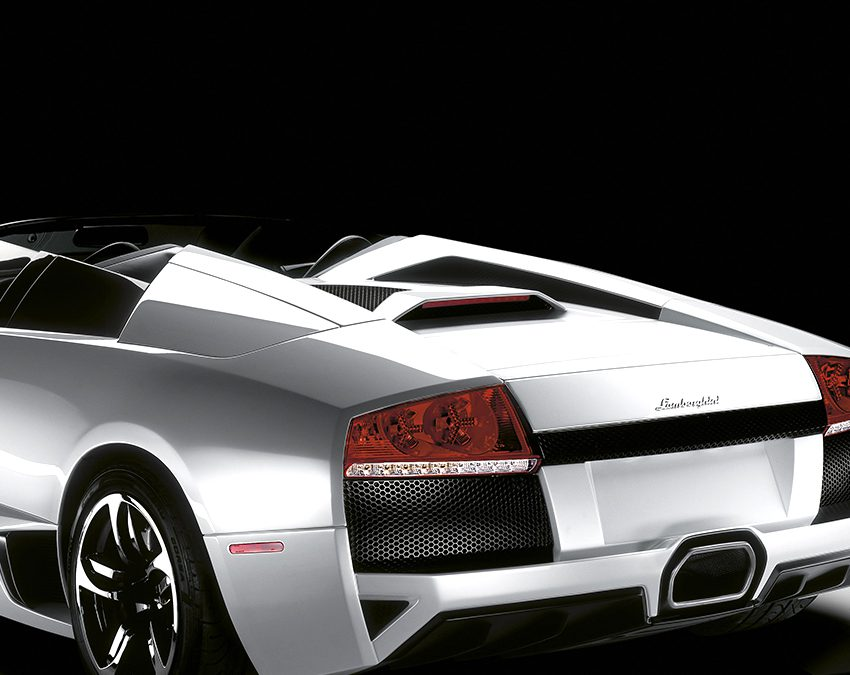 Murcielago LP 640 Roadster