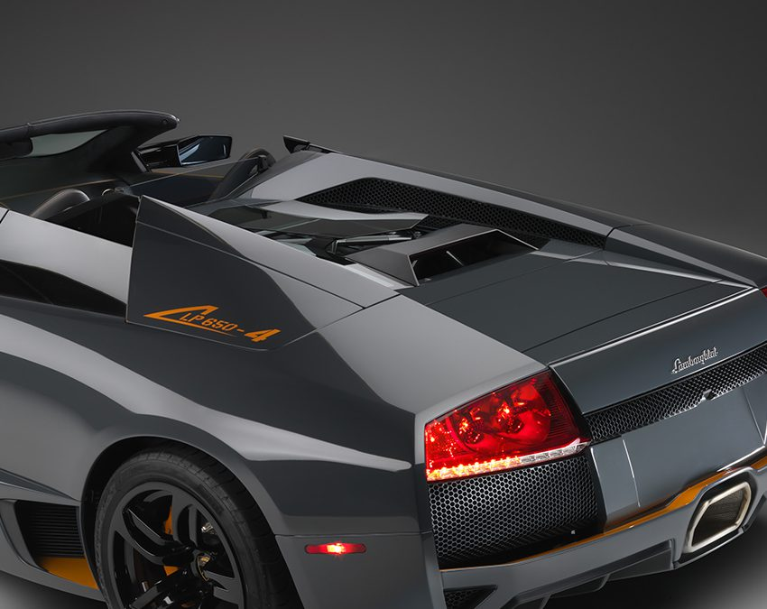 Murcielago LP 650 Roadster
